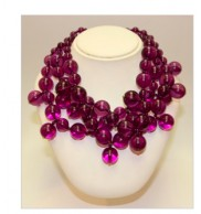 Amy Cluster necklace